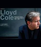 Playing the classic Lloyd Cole songbook 83-96